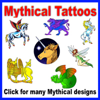 Mythical Tattoos
