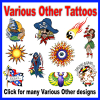 Various Other Tattoos